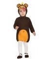 Peuter apen kostuums