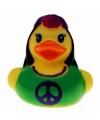 Badeendjes met Hippie vrouw outfit 5 cm