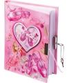 Ballerina dagboek met slot