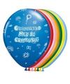Ballonnen voor een communie feest