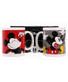Set Mickey Mouse thee bekers