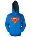 Fun capuchon sweater Superman logo