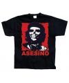 Che Guevara heren shirt Asesino
