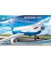 Officiele Boeing 787 vliegtuig bouwstenen
