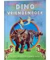 Vriendschapsboek dinosauriers