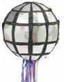 Disco spiegelbal pinata 30 cm