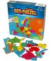 Kinder puzzel van Europa