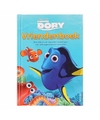Finding Dory vriendenboekje