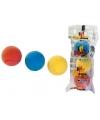 Gekleurde foam ballen