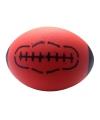 American football schuim rood