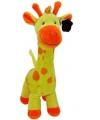 Gele giraffes