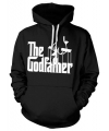 Fun capuchon sweater The Godfather