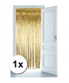 Glinsterende deur gordijnen