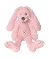 Pluche Happy Horse konijn roze 28 cm