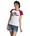 Feest Harley Quinn t-shirt voor dames