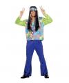 Hippie sixties kostuum voor heren