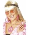 Hippie peace sieraden pakket
