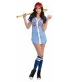 Baseball speler pakje voor dames