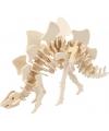 Triplex puzzel 3D Stegosaurus met app