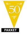 50 jaar jubileum versiering pakket