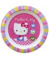Hello Kitty ontbijtset bord