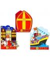 Kleurboek Sinterklaas mijter