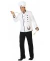 Kok outfit voor mannen
