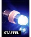 LED lichtjes voor in een lampion