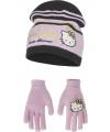 Licht roze Hello Kitty winterset
