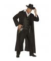 Luxe cowboy pak voor heren