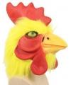 Luxe kippen masker voor volwassenen