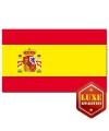 Goede kwaliteit Spaanse vlaggen