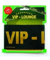 Feest afzetlint VIP lounge