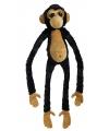 Knuffel apen 100 cm chimpansee