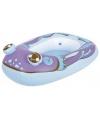 paarse vis bootje voor kinderen