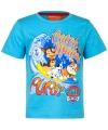 Blauw Paw Patrol t shirt voor kinderen