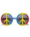60's Peace zonnebril