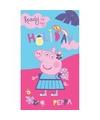 Peppa Pig badhanddoek voor peuters 70 x 120 cm