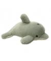 Speelgoed dolfijn knuffel 15 cm