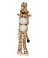 Pluche giraffe knuffeldieren 45 cm
