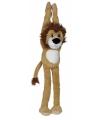Hangende leeuwen knuffels 45 cm