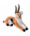 Liggende gazelle knuffeldier 30cm