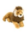 Leeuwen knuffel liggend 40 cm