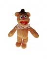 Muppet beer Fozzie knuffel 20 cm