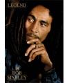 Decoratie poster Bob Marley 61 x 91,5 cm