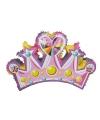 Prinses tiara pinata