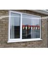 Sinterklaas raam stickers