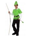Robin Hood kinder kostuum