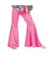 Sixties roze broek voor kinderen