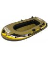 Rubberboot met pomp en peddels 218 cm
